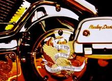 Harley Davidson Spot